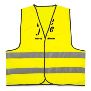 Peace Love Juice - Women's Long Sleeve - Reflective Vest
