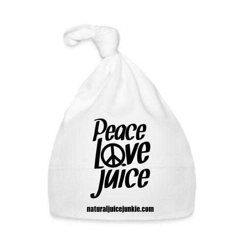 Peace Love Juice - Men's Tee - Baby Cap