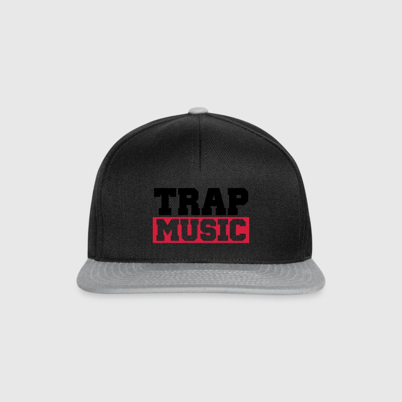 TRAP MUSIC - BASS PARTY Caps & Hats - Snapback Cap