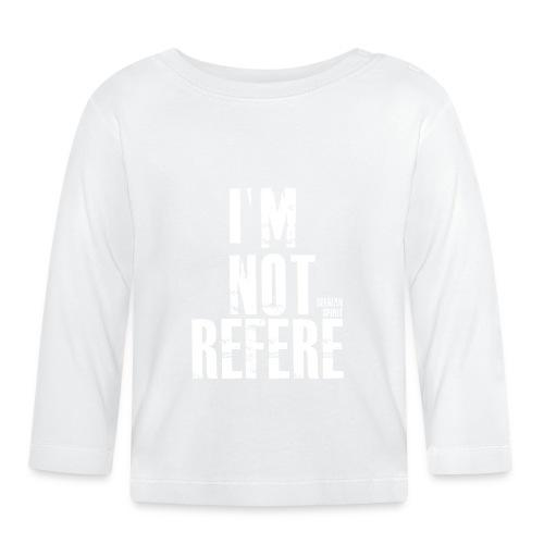 BELGIAN-REFERE - T-shirt manches longues Bébé