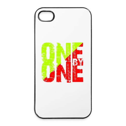 BELGIAN ONE BY ONE 02 - Coque rigide iPhone 4/4s