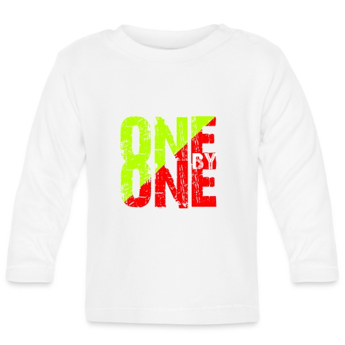 BELGIAN ONE BY ONE 02 - T-shirt manches longues Bébé