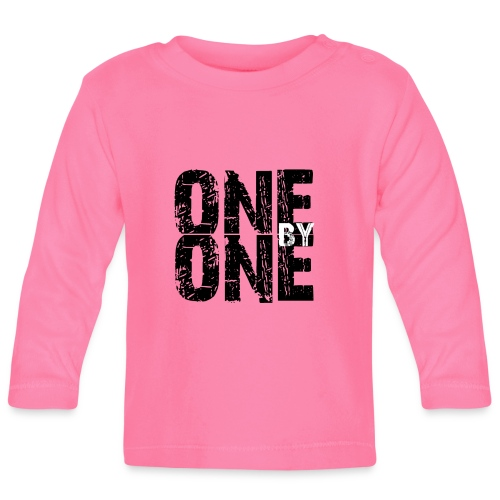 BELGIAN ONE BY ONE 01 - T-shirt manches longues Bébé