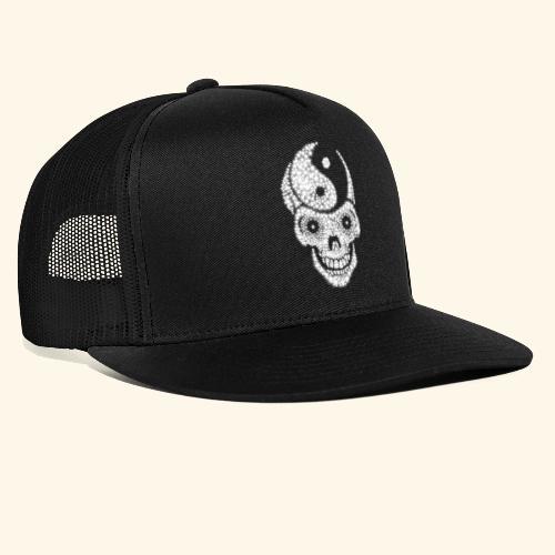 Totenschädel Damien - Trucker Cap