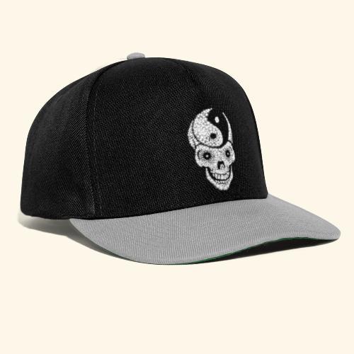 Totenschädel Damien - Snapback Cap