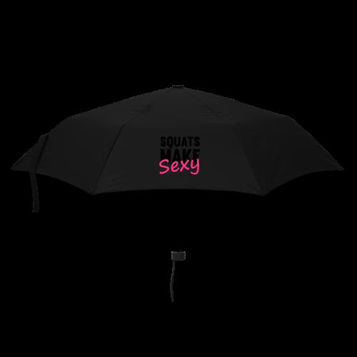 Squats Make Sexy - Regenschirm (klein)