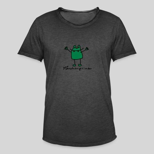 märchenprinz tasche - Männer Vintage T-Shirt
