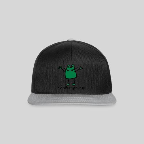 märchenprinz tasche - Snapback Cap