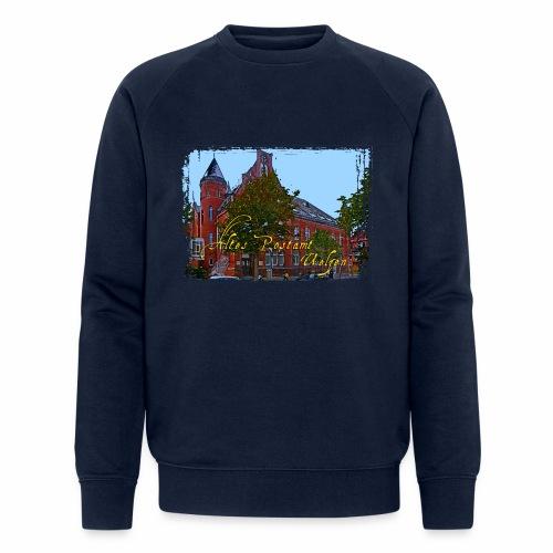 Altes Postamt Uelzen - Männer Bio-Sweatshirt von Stanley & Stella