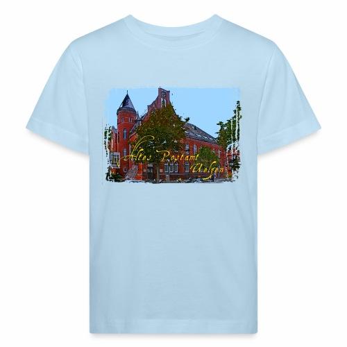 Altes Postamt Uelzen - Kinder Bio-T-Shirt