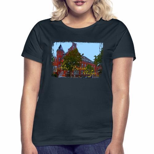 Altes Postamt Uelzen - Frauen T-Shirt