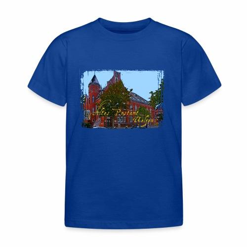 Altes Postamt Uelzen - Kinder T-Shirt