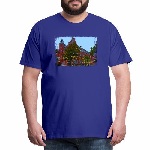 Altes Postamt Uelzen - Männer Premium T-Shirt