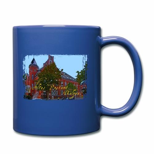 Altes Postamt Uelzen - Tasse einfarbig