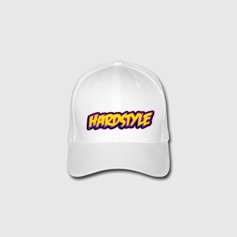 Hardstyle / Rave / Jumpstyle Caps & Hats - Flexfit Baseball Cap