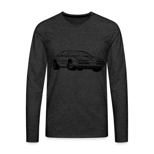 Firebird - Männer Premium Langarmshirt