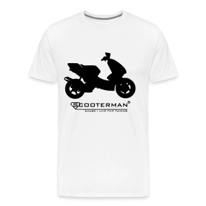 Scooter Tuning | You are Scooterman - Männer Premium T-Shirt