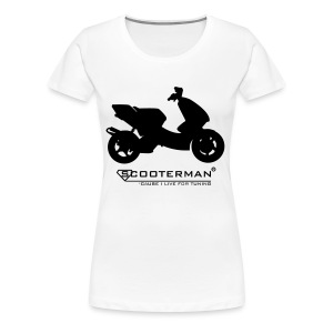 Scooter Tuning | You are Scooterman - Frauen Premium T-Shirt