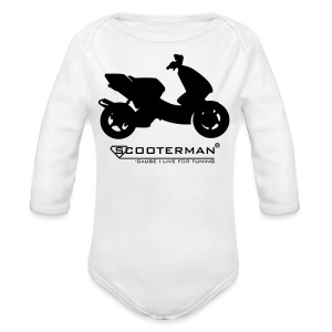 Scooter Tuning | You are Scooterman - Baby Bio-Langarm-Body