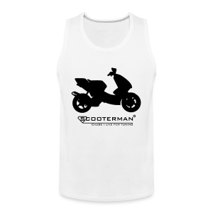 Scooter Tuning | You are Scooterman - Männer Premium Tank Top