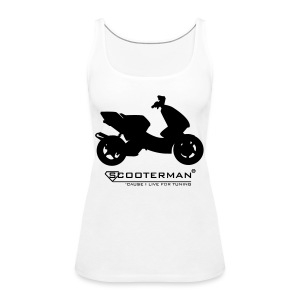 Scooter Tuning | You are Scooterman - Frauen Premium Tank Top