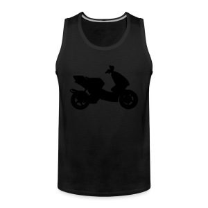 Scooter Tuning Neon HQ - Männer Premium Tank Top