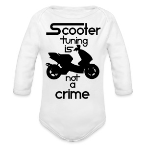 Scooter tuning is not a crime! Vol. III HQ - Baby Bio-Langarm-Body