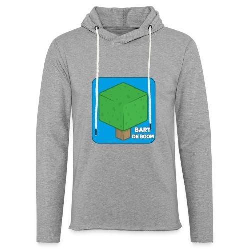 Bart De Boom T-Shirt (V) - Lichte hoodie unisex