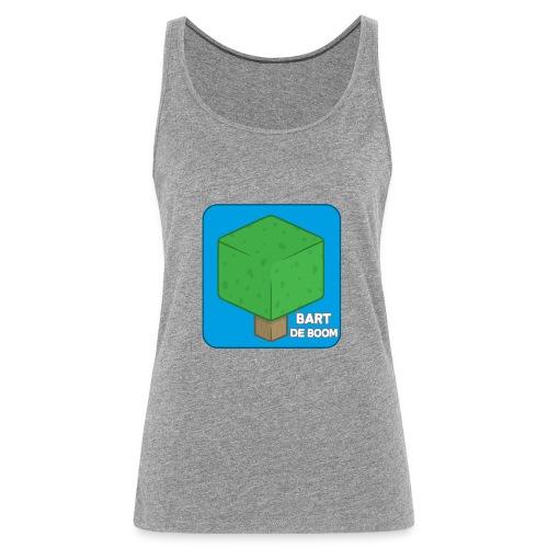 Bart De Boom T-Shirt (V) - Vrouwen Premium tank top