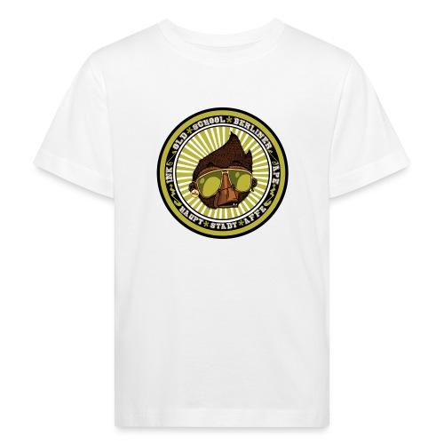 Hauptstadt Affe 5er PIN-SET (25mm) - Kinder Bio-T-Shirt