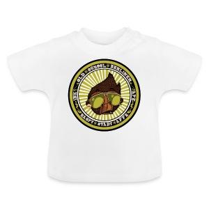 Hauptstadt Affe 5er PIN-SET (25mm) - Baby T-Shirt