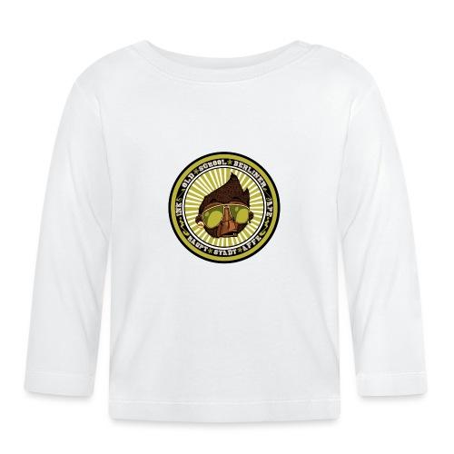 Hauptstadt Affe 5er PIN-SET (25mm) - Baby Langarmshirt