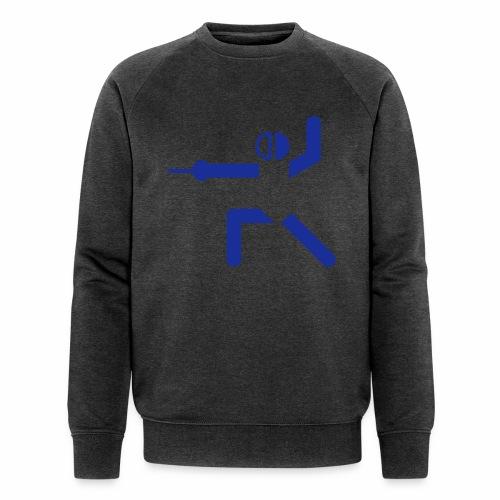 TVU Fechten - Männer Bio-Sweatshirt von Stanley & Stella