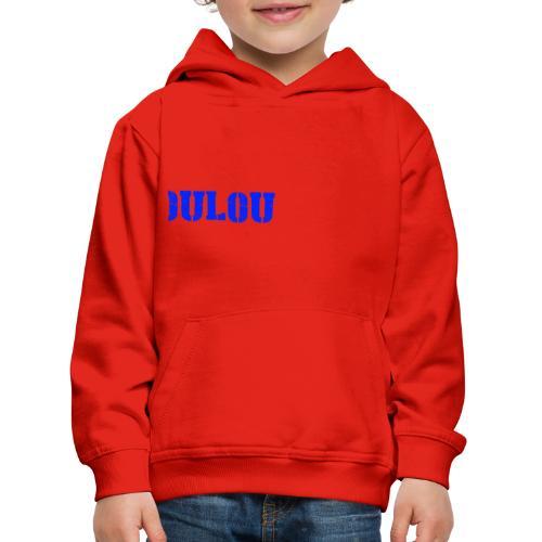 ZOULOU - Pull à capuche Premium Enfant