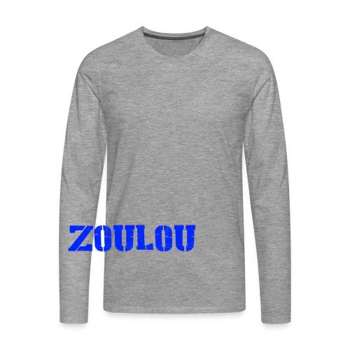 ZOULOU - T-shirt manches longues Premium Homme