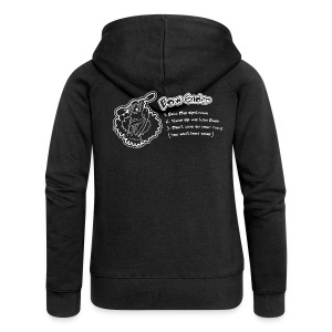 90. Bow Ender - Women's Premium Hooded Jacket