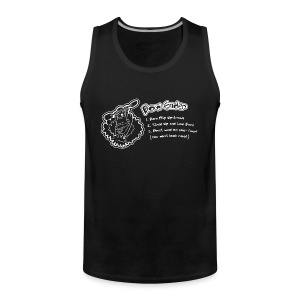 90. Bow Ender - Men's Premium Tank Top