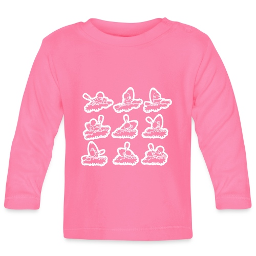 Cartwheel - Baby Long Sleeve T-Shirt
