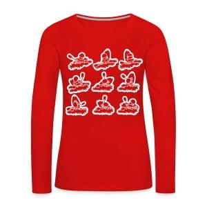 Cartwheel - Women's Premium Longsleeve Shirt