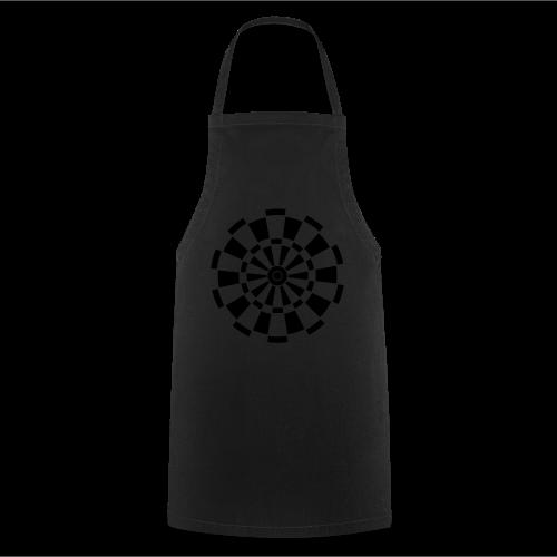 Dartscheibe Shirt - Kochschürze