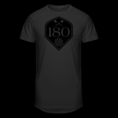 Darts 180 Flight Shirt - Männer Urban Longshirt