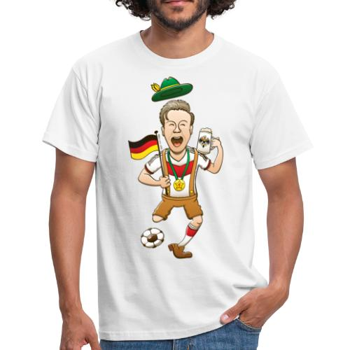 Germany is Four-time World Champion Long sleeve shirts - Men's T-Shirt