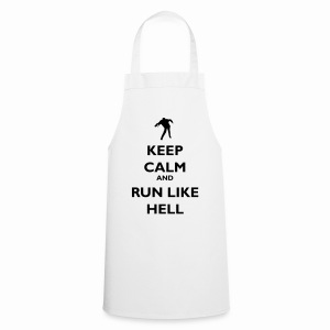 Zombie Keep calm - Cooking Apron