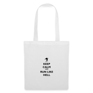 Zombie Keep calm - Tote Bag