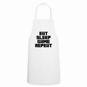 Minecraft - Eat, Sleep, Game, Repeat - Cooking Apron