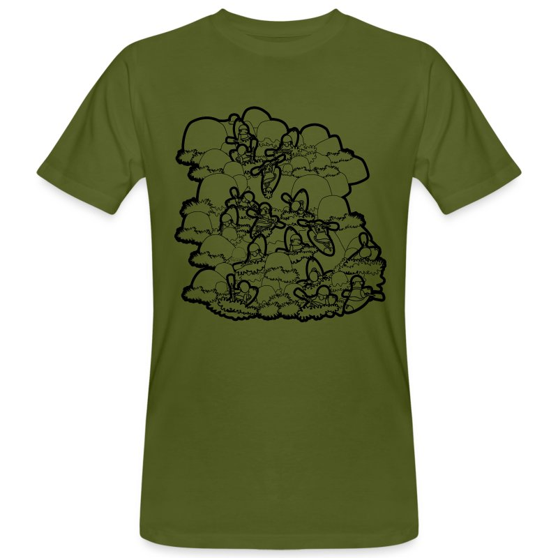River Daze - Men's Organic T-shirt
