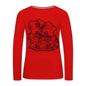 River Daze - Women's Premium Longsleeve Shirt