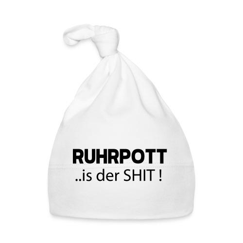 RUHRPOTT... is der SHIT - Hoodie - Baby Mütze
