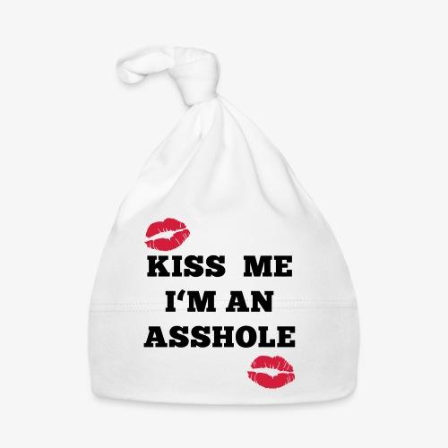 Kiss Me I'm an Asshole - Pullover - Baby Mütze