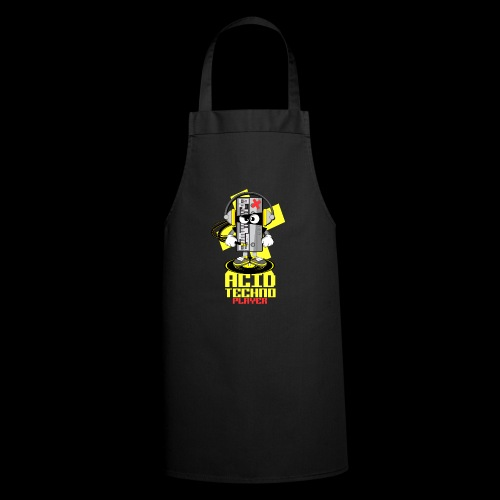 ACID ACID TECHNO PLAYER - Cooking Apron